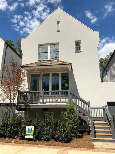 Alpharetta Single Family Home For Sale: 2320 Melina Place