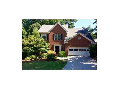 Alpharetta Single Family Home For Sale: 765 Ullswater Cove