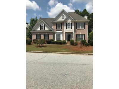 Stone Mountain Single Family Home For Sale: 216 Mistybrook Circle