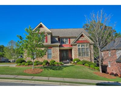 Roswell Single Family Home For Sale: 3630 Summit Oaks Drive NE