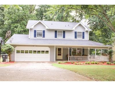 Lilburn Single Family Home For Sale: 650 Huntington Way