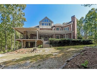 Dawsonville Single Family Home For Sale: 554 Vandiviere Road