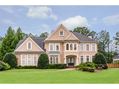 Marietta Single Family Home For Sale: 3262 Belmont Glen Drive SE