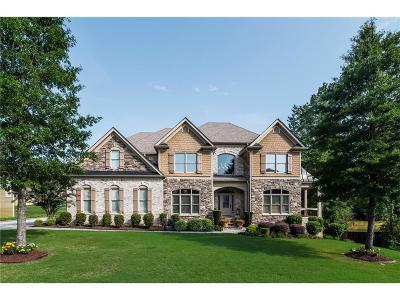 Lawrenceville Single Family Home For Sale: 598 Martha Sue Drive