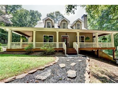 Buford Single Family Home For Sale: 5391 Frazer Road