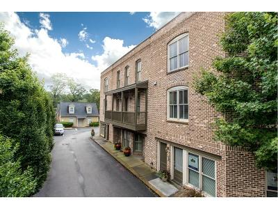 Roswell Condo/Townhouse For Sale: 120 Green Oak Drive
