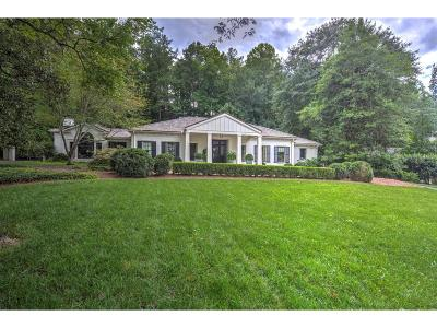 Tuxedo Park, Tuxedo Park Buckhead Single Family Home For Sale: 328 King Road NW