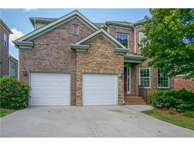 Alpharetta Single Family Home For Sale: 245 Crystalaire Court