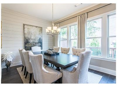Dunwoody Condo/Townhouse For Sale: 4017 Townsend Lane #59