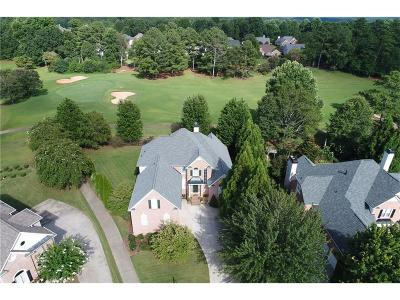 Dacula Single Family Home For Sale: 821 Bentgrass Court
