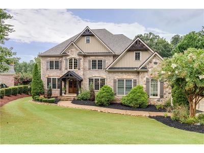 Forsyth County Single Family Home For Sale: 2995 Spindletop Drive