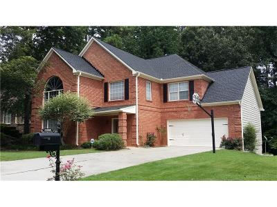 Alpharetta  Single Family Home For Sale: 11685 Red Maple Forest Drive