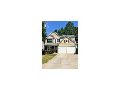 Alpharetta Single Family Home For Sale: 560 Arncliffe Court
