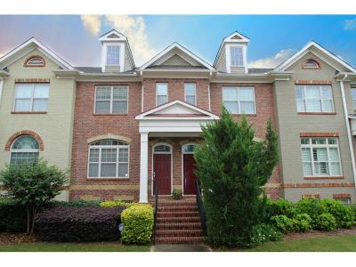 Johns Creek Condo/Townhouse For Sale: 10828 Ellicot Way