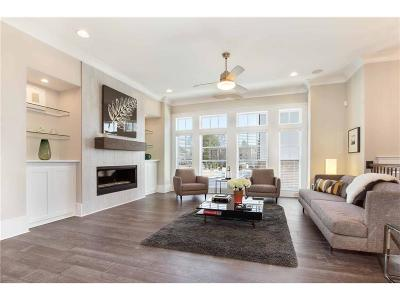 Dunwoody Condo/Townhouse For Sale: 4330 Georgetown Square #21