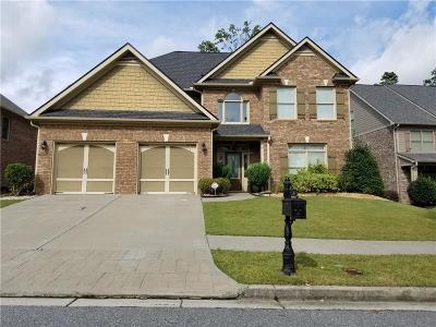 Lawrenceville Single Family Home For Sale: 1393 NE Park Hollow Lane NE