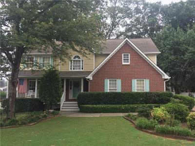 Snellville Single Family Home For Sale: 1950 Pennistone Way