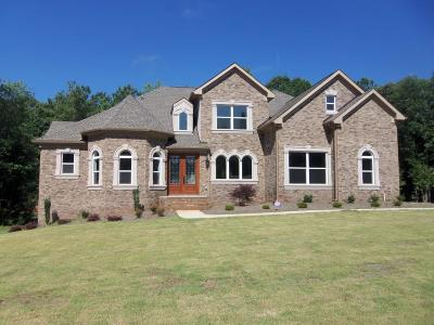 Single Family Home For Sale: 100 Scarbrush Court