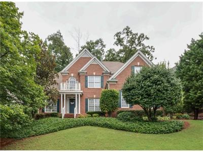 Dacula Single Family Home For Sale: 3348 Greens Ridge Court