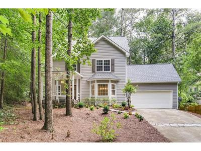 Alpharetta, Atlanta, Dunwoody, Johns Creek, Milton, Roswell, Sandy Springs Single Family Home For Sale: 9590 Roberts Drive