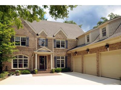 Single Family Home For Sale: 1625 High Trail