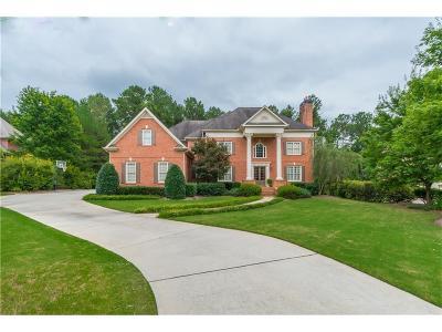 Acworth Single Family Home For Sale: 6205 Arnall Court NW