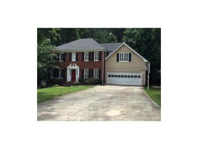 Snellville Single Family Home For Sale: 2698 Colony Circle