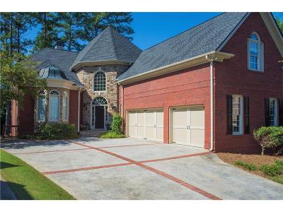 Marietta Single Family Home For Sale: 1105 Blackwell Farm Drive NE