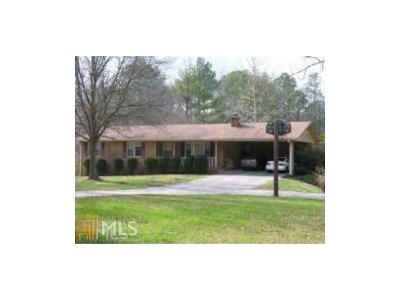 Palmetto Single Family Home For Sale: 8975 Tatum Road