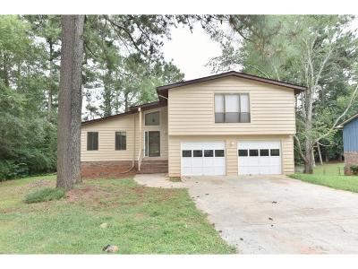 Duluth Single Family Home For Sale: 3374 Highland Pine Drive