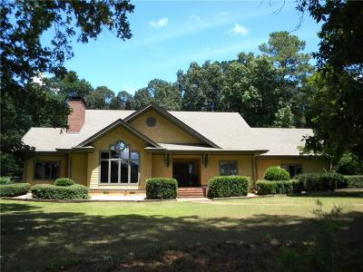 Griffin Single Family Home For Sale: 351 Teamon Road