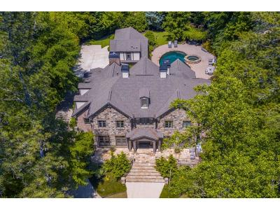 Single Family Home For Sale: 4538 Club Drive NE