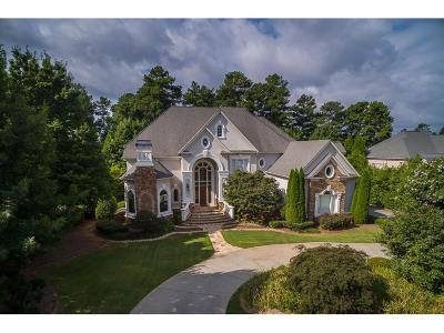 Duluth Single Family Home For Sale: 2838 Grey Moss Pass
