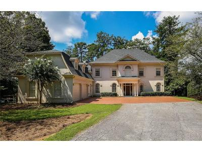 Buford Single Family Home For Sale: 6408 Old Shadburn Ferry Road