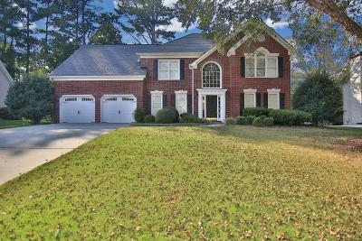 Acworth GA Single Family Home For Sale: $335,000
