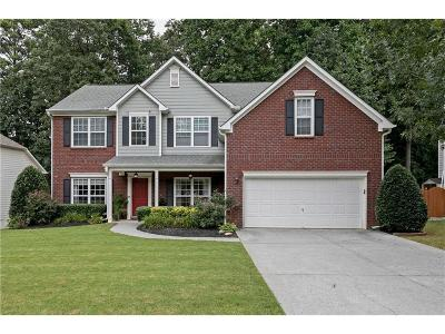 Kennesaw Single Family Home For Sale: 2706 Brookefield Lane NW