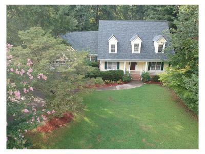 Peachtree Corners GA Single Family Home For Sale: $399,000