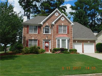 Kennesaw Single Family Home For Sale: 2931 Stilesboro Ridge Court
