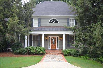 Powder Springs Single Family Home For Sale: 5150 Hermitage Drive