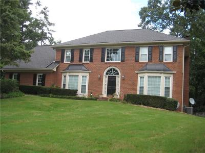 Johns Creek Single Family Home For Sale: 3690 Aubusson Trace