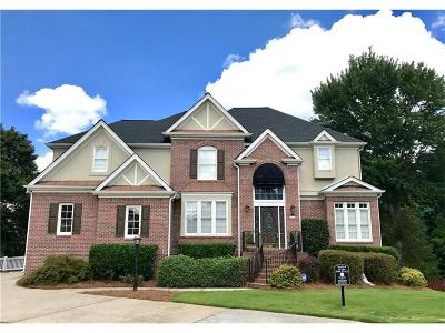 Johns Creek Single Family Home For Sale: 755 Granbury Way
