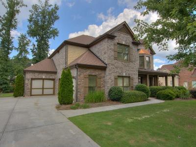 Lawrenceville Single Family Home For Sale: 568 Martha Sue Drive