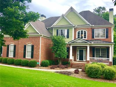 Single Family Home For Sale: 1215 River Hollow Court