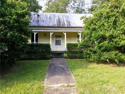 Henry County Single Family Home For Sale: 836 Jackson Street