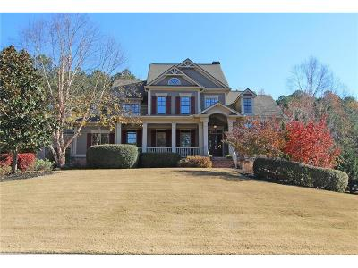 Powder Springs Single Family Home For Sale: 206 Gold Leaf Terrace