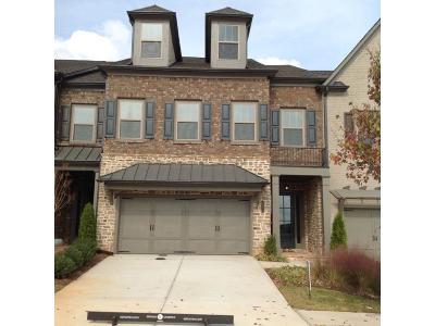 Roswell Condo/Townhouse For Sale: 3265 Artessa Lane