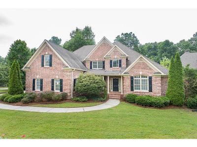 Braselton Single Family Home For Sale: 2402 Autumn Maple Drive