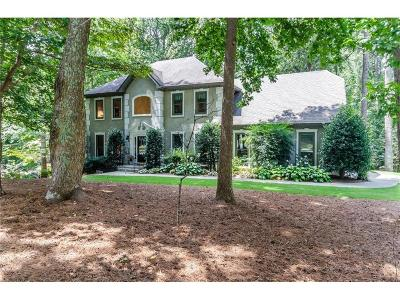 Marietta Single Family Home For Sale: 4201 Summit Way
