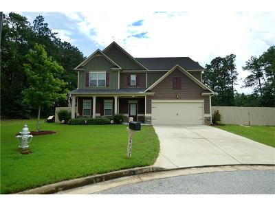Buford Single Family Home For Sale: 4737 Water Mill Drive