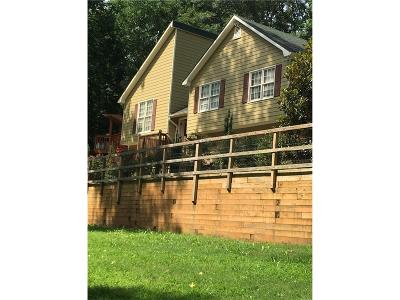 Canton Single Family Home For Sale: 5862 Taylor Creel Dr